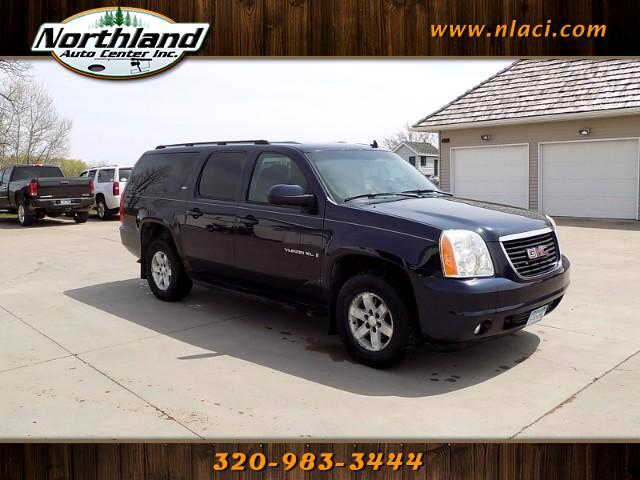 used 2007 gmc yukon xl slt 2 1 2 ton 4wd for sale in. Black Bedroom Furniture Sets. Home Design Ideas