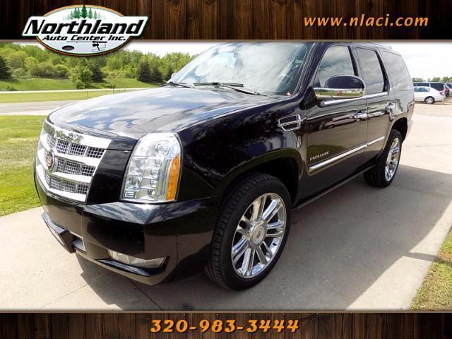 2013 Cadillac Escalade AWD Platinum