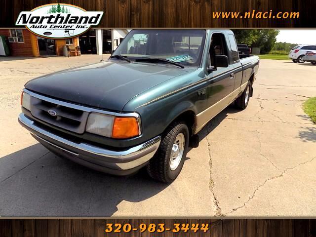 1997 Ford Ranger XL SuperCab 2WD