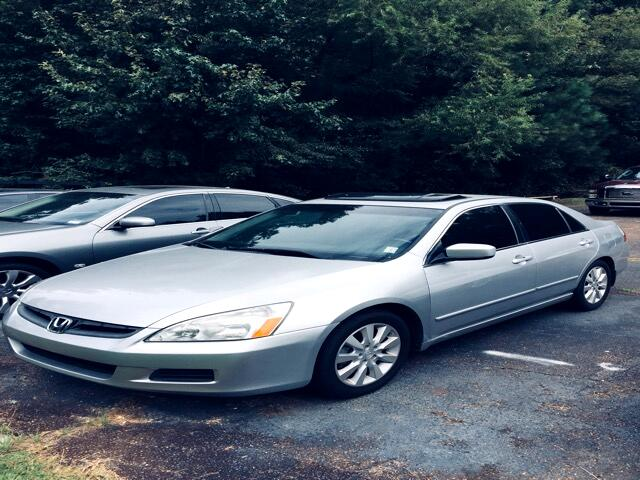 2006 Honda Accord EX