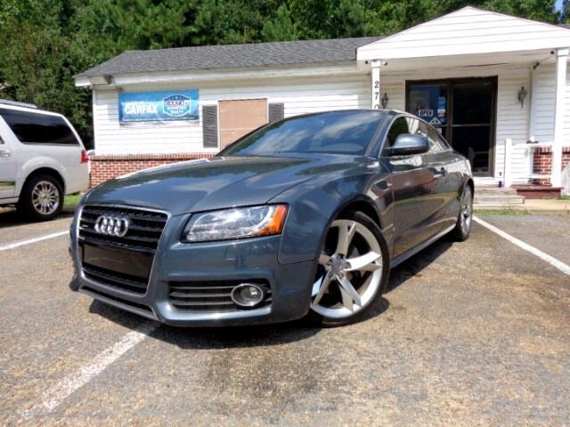 2008 Audi Coupe QUATTRO