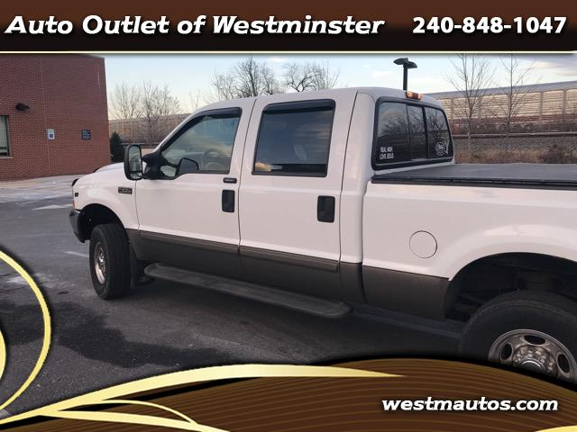 2 Ford F-250 SD