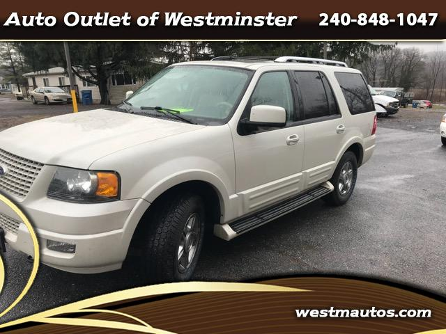 2006 Ford Expedition 4WD 4dr Limited