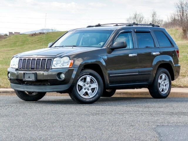2006 Jeep Grand Cherokee Rocky Mountain Edition 4WD
