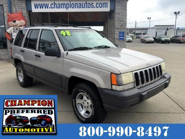 1998 Jeep Grand Cherokee TSi 4WD
