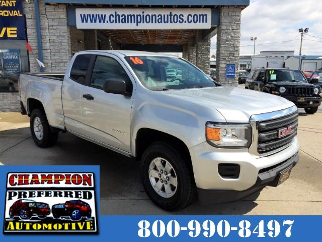 2016 GMC Canyon SL Ext. Cab 2WD