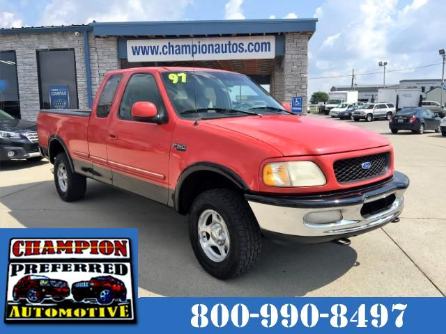 1997 Ford F-150 4WD SuperCab 133