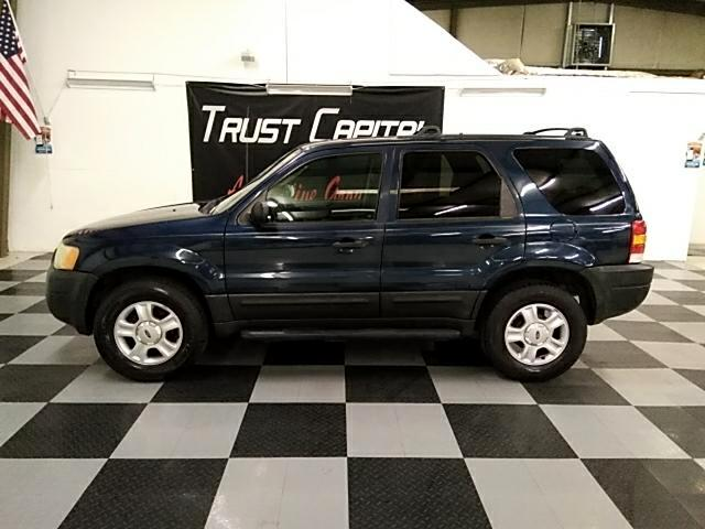 2003 Ford Escape XLT Sport 2WD