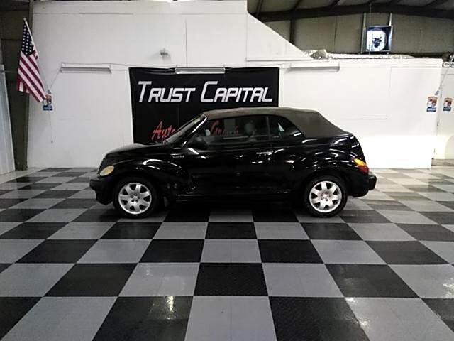 2005 Chrysler PT Cruiser Touring Convertible
