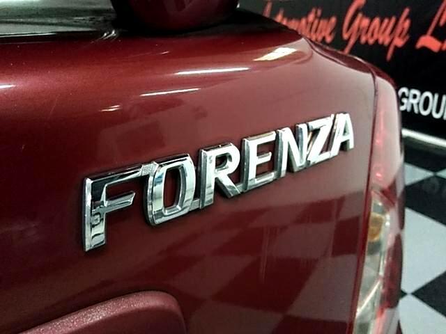 2006 Suzuki Forenza Base