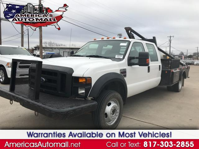2008 Ford F-450 SD DRW 2WD