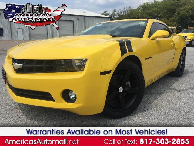 2012 Chevrolet Camaro 1LT Coupe