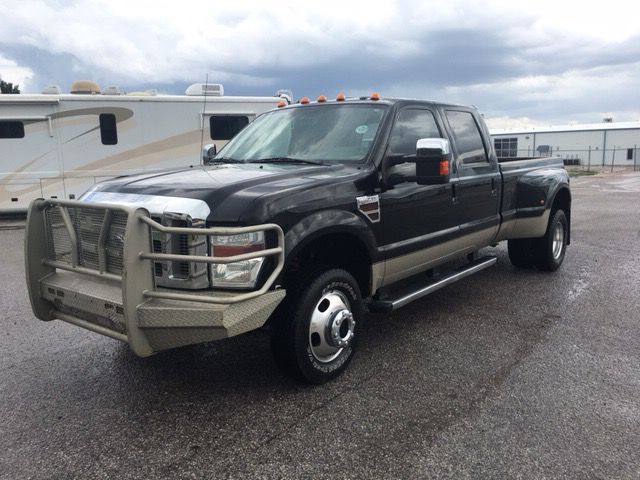 2010 Ford F-350 SD King Ranch Crew Cab 4WD DRW