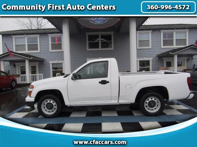 2012 Chevrolet Colorado LT REG. CAB 2WD W/ONLY 46K MILES