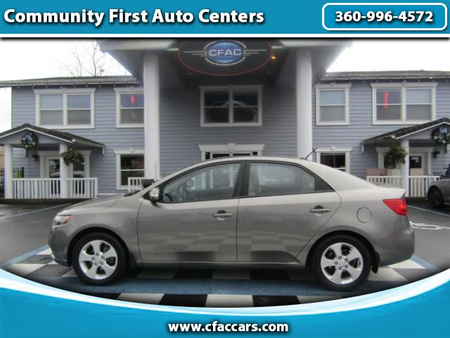2010 Kia Forte EX SEDAN W/SUNROOF