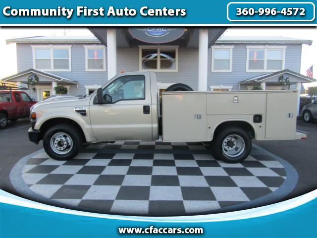 2008 Ford F-350 SD XL F350SD SERVICE BODY W/ONLY 29K ACTUAL MILES!!