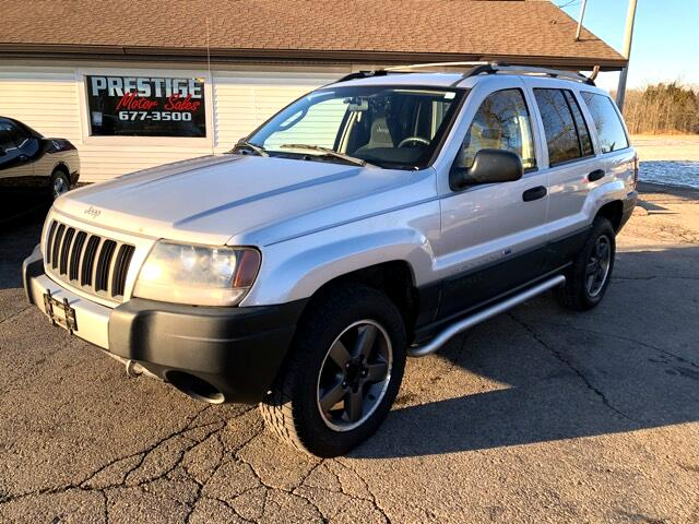 2004 Jeep Grand Cherokee Freedom Edition 4WD