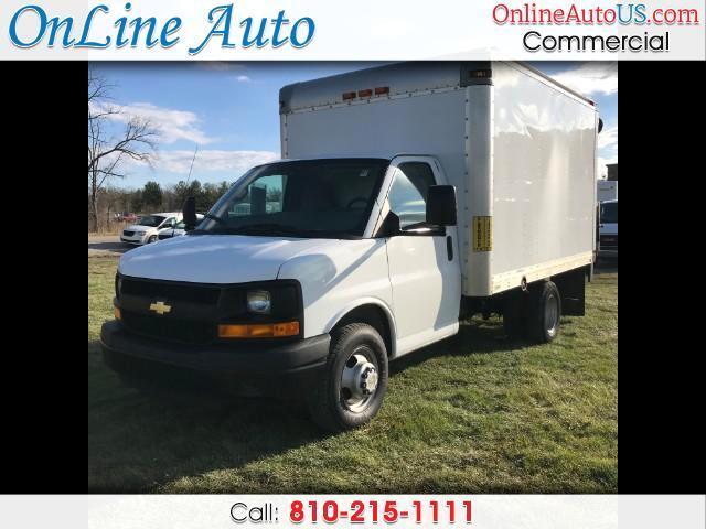 2012 Chevrolet Express 12 FT BOX W/ LIFT