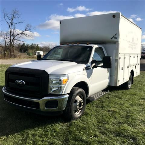 2011 Ford F-350 SD SERVICE UTILILITY TRUCK