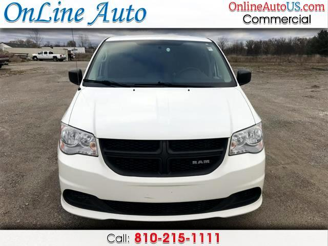 2012 Dodge Grand Caravan CARGO WORK VAN