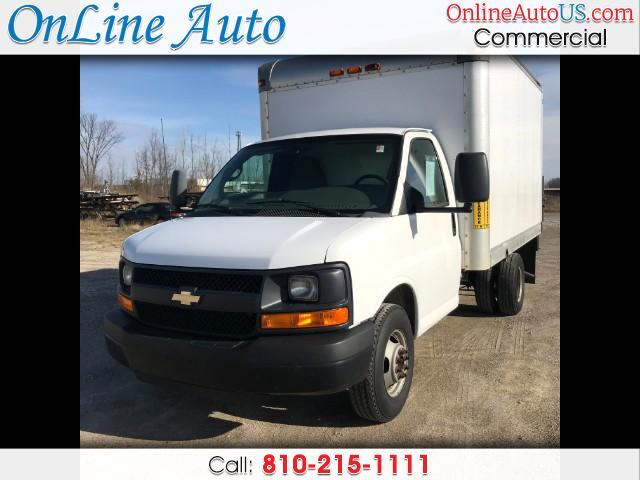 2012 Chevrolet Express 12 FT BOX W/ LIFT
