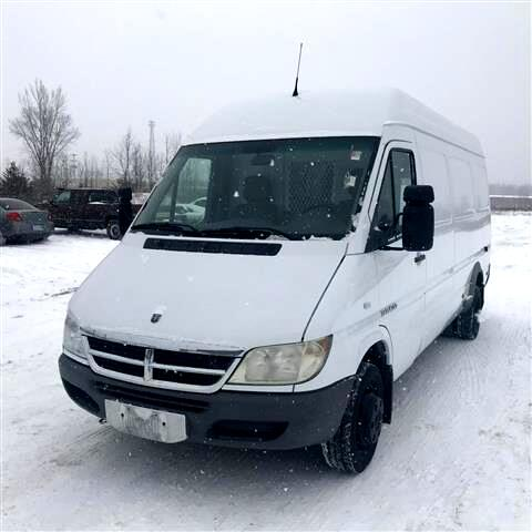 2006 Dodge Sprinter Van 3500-158'' WB HI TOP
