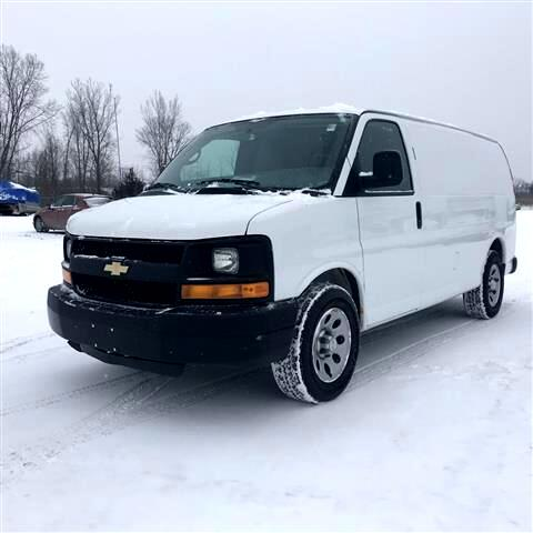 2014 Chevrolet Express CARGO ALL WHEEL DRIVE