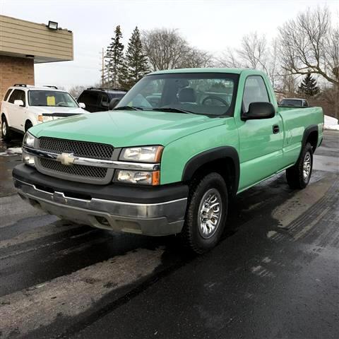 2005 Chevrolet Silverado 1500 WORK TRUCK REG CAB