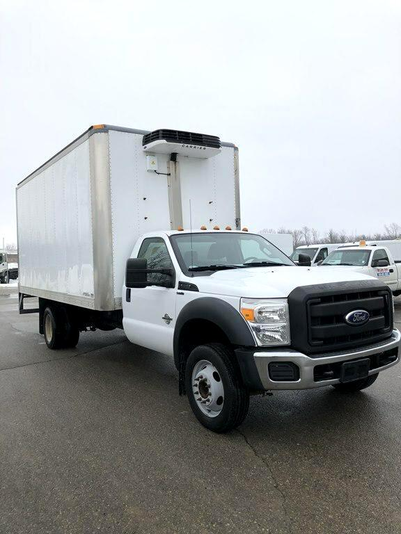 2011 Ford F-550 SUPER DUTY 16' BOX DOCK HT