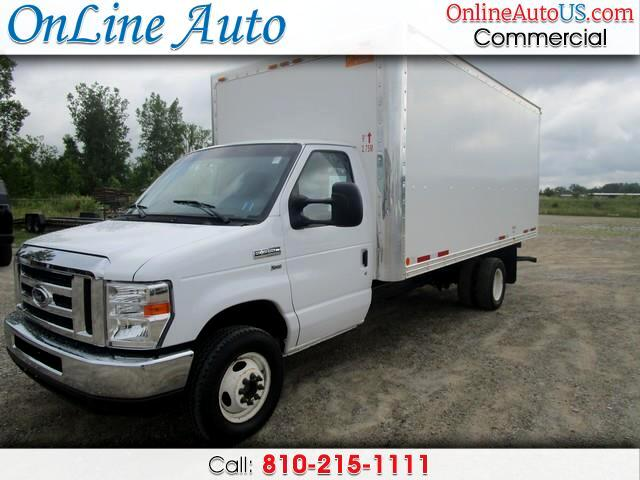 2015 Ford Econoline 16 FT CUTAWAY BOX TRUCK