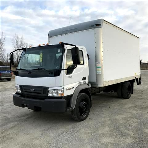 2007 Ford LCF 450 16 FT DIESEL BOX TRUCK