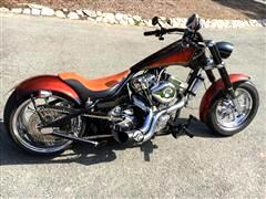 2005 Custom Motorcycle Custom