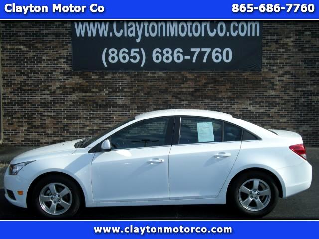 2014 Chevrolet Cruze ECO Manual