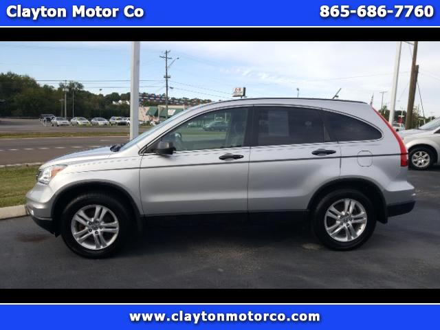 2010 Honda CR-V EX 4WD 5-Speed AT