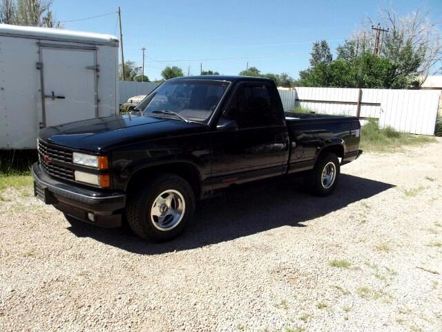1990 Chevrolet C/K 1500 454 SS 2WD