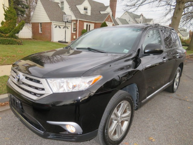 2011 Toyota Highlander Limited 4WD