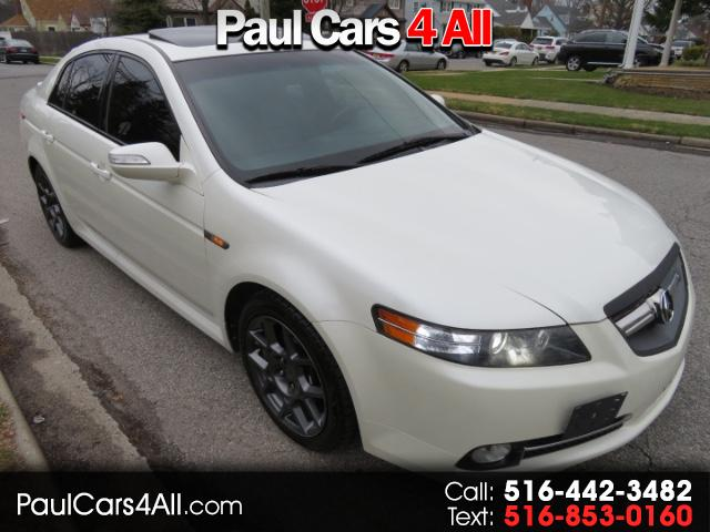 2008 Acura TL Type-S 5-Speed AT