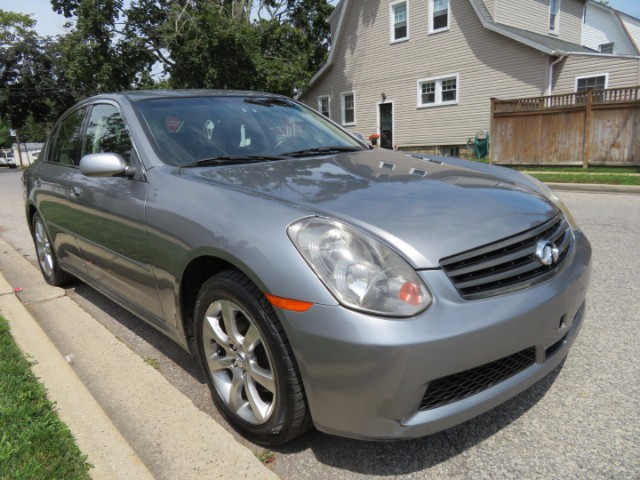 2008 Infiniti G35X With Navigation