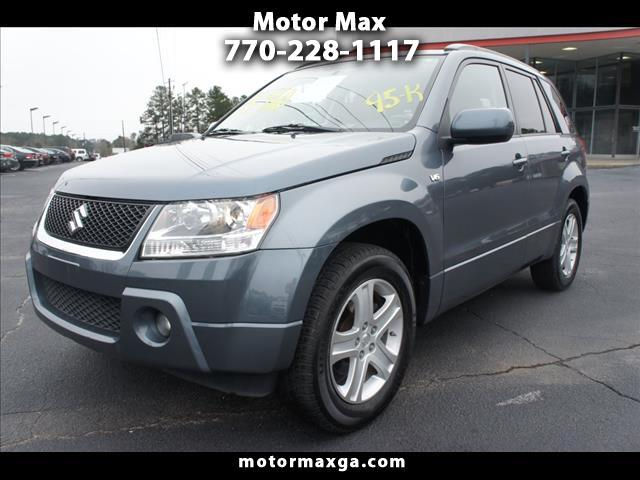 2007 Suzuki Grand Vitara Luxury 2WD