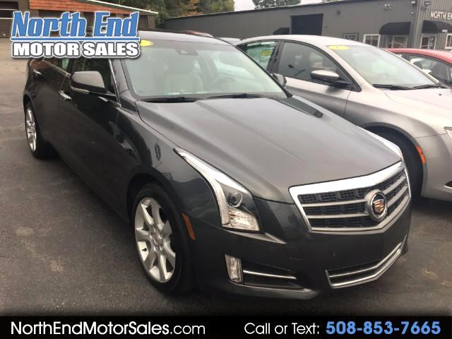 2014 Cadillac ATS 3.6L Performance AWD