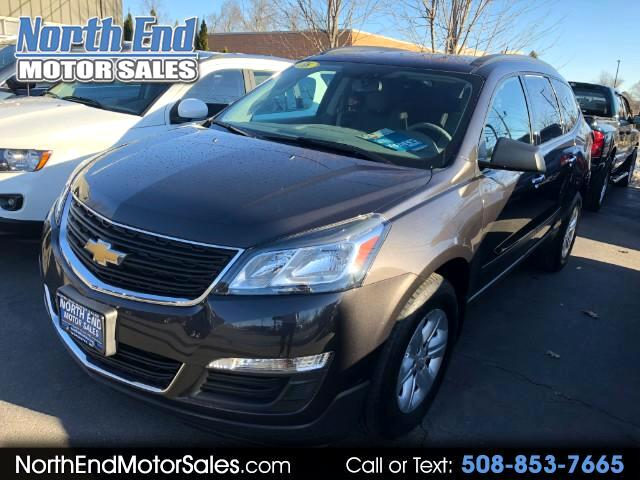 2016 Chevrolet Traverse LS AWD