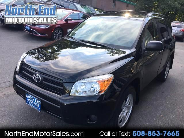 2007 Toyota RAV4 Base I4 4WD with 3rd Row