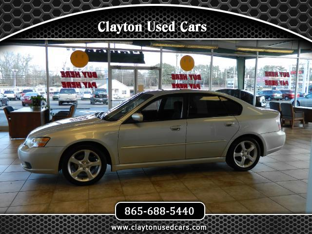 Buy Here Pay Here 2007 Subaru Legacy For Sale In Knoxville