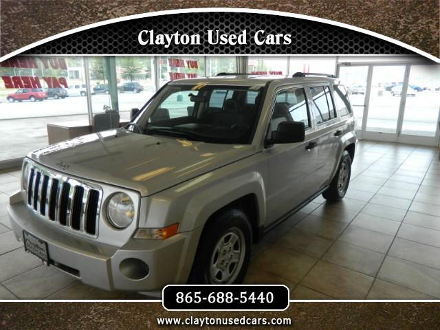 Buy Here Pay Here 2007 Jeep Patriot For Sale In Knoxville