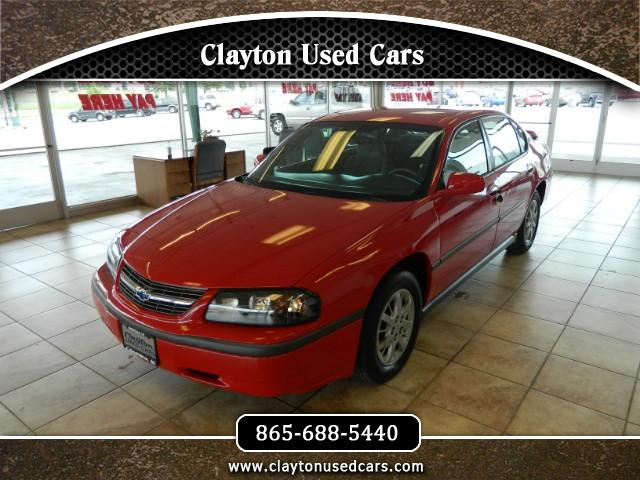 Buy Here Pay Here 2004 Chevrolet Impala For Sale In