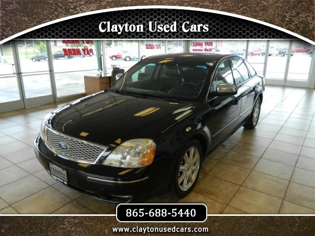 Buy Here Pay Here 2006 Ford Five Hundred For Sale In