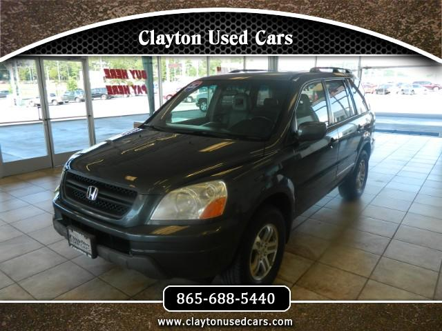 Buy Here Pay Here 2003 Honda Pilot For Sale In Knoxville