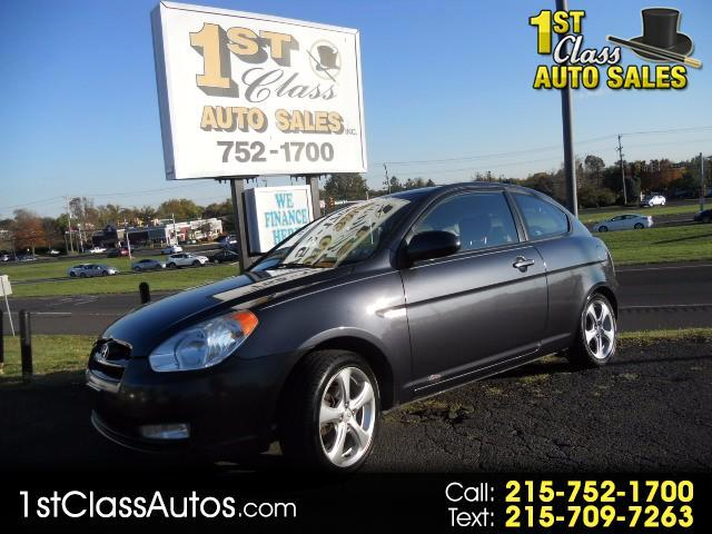 2007 Hyundai Accent SE 3-Door