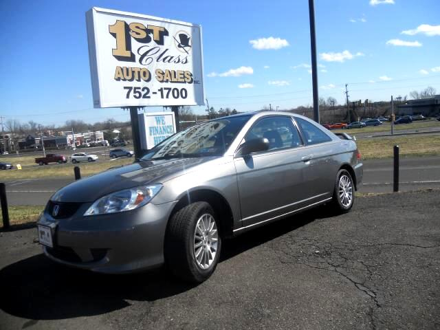 2005 Honda Civic SE coupe