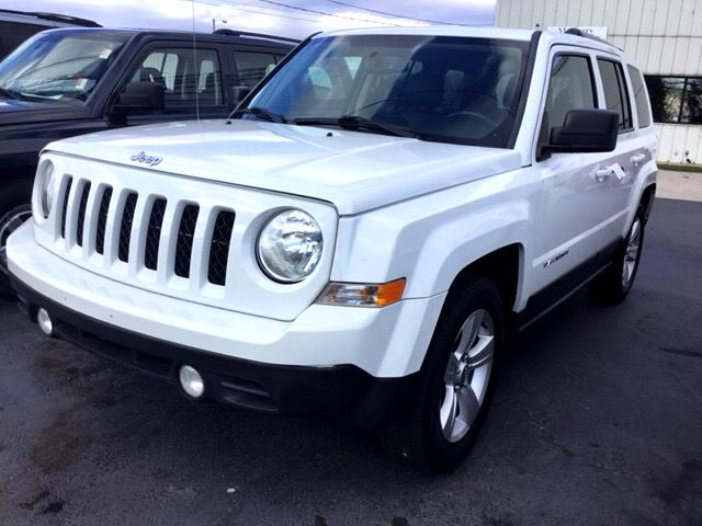 2014 Jeep Patriot Limited 2WD